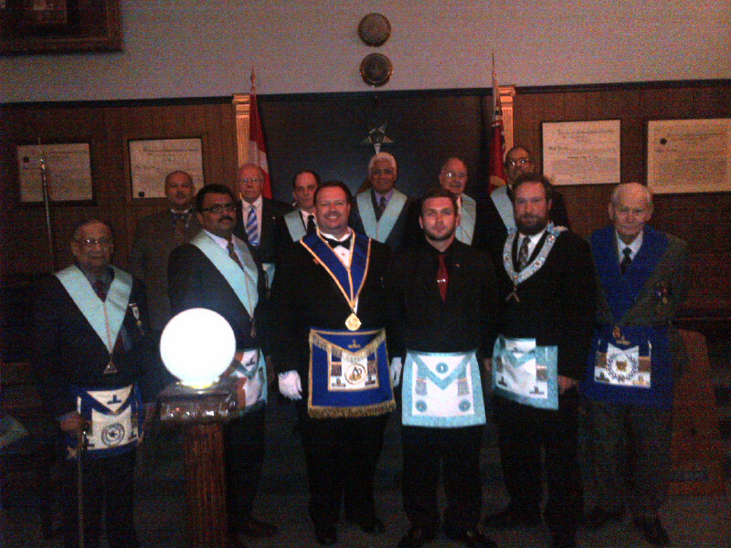3rd Degree - Bro. Kyle Day - June 28th, 2013